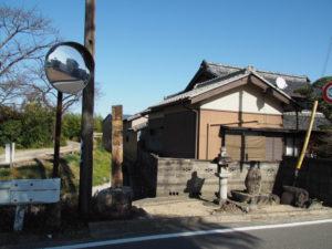 7 山の神ほか(東海道 (13)中富田・西富田・A)