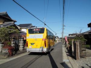 5 庄野宿資料館付近(東海道 (12)庄野宿)