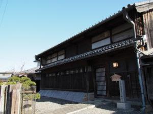 5 庄野宿資料館(東海道 (12)庄野宿)