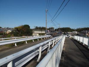 蒲川橋(蒲川)