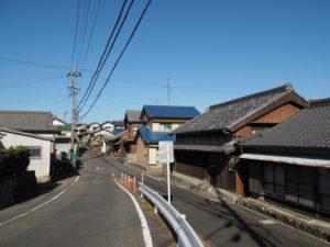 石薬師の一里塚〜石薬師寺(東海道 (11)石薬師宿)