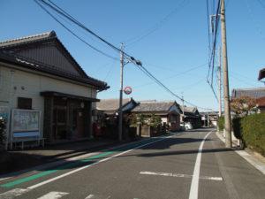 瑠璃光橋〜浄福寺(東海道 (11)石薬師宿)
