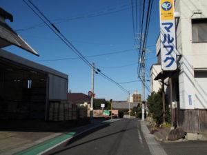 大木神社の鳥居〜地蔵堂(東海道 (11)石薬師宿)