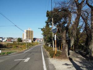 2 地蔵堂付近(東海道 (11)石薬師宿)