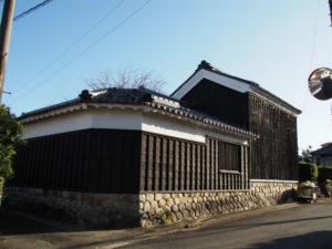 8 血塚社付近(東海道 (10)杖衝坂)