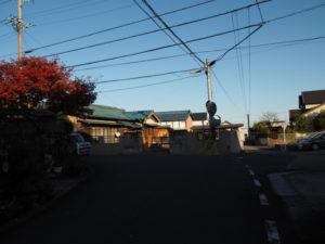 道標?(東海道 (9)日永の追分)