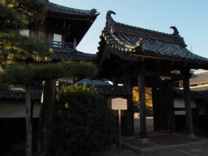 5 慈現山観音寺(東海道 (9)日永の追分)