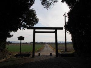 神服織機殿神社(皇大神宮 所管社)の社窓