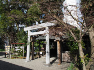 世木神社(伊勢市吹上)