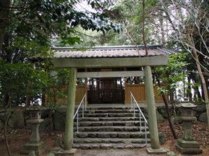 稲木神社(松阪市稲木町)