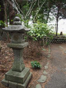 山神さんほか、稲木神社(松阪市稲木町)