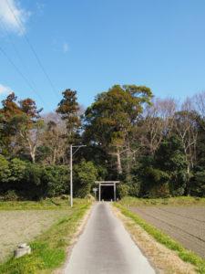 神麻続機殿神社 (皇大神宮 所管社)