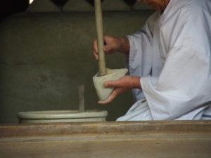 御塩殿での御塩焼固、御塩殿神社(皇大神宮 所管社)