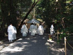 杵築祭・後鎮祭、高河原神社(豊受大神宮 摂社)
