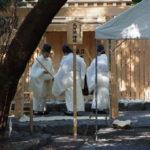 杵築祭、高河原神社(豊受大神宮 摂社)