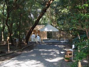 後鎮祭、高河原神社(豊受大神宮 摂社)