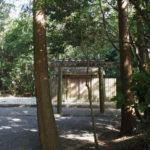 久しぶりに訪れた湯田神社(皇大神宮 摂社)