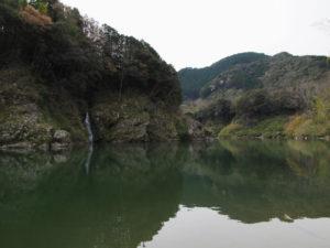 三瀬の渡し付近(宮川)