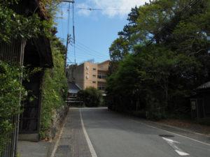 夫婦岩表参道にて(伊勢市二見町茶屋)