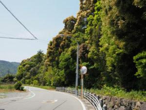 山末神社(豊受大神宮 摂社)付近