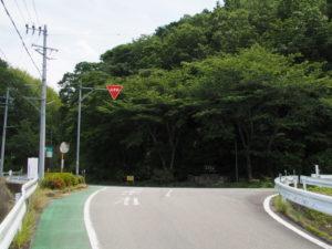 津田用水竣工記念碑付近(多気郡多気町牧)
