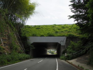 伊勢自動車道[松阪36]トンネル
