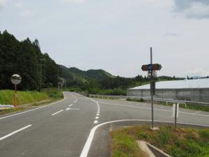 県道421号(多気町津留)