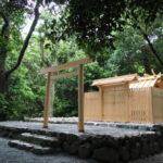 古殿は速やかに姿を消した志宝屋神社(豊受大神宮 末社)