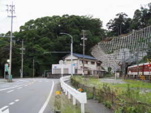 赤崎神社(豊受大神宮 末社)の社叢