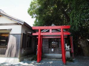 勝廣稲荷神社(伊勢市黒瀬町)