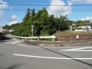 温故橋(朝柄川)