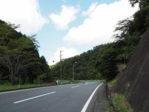 和歌山別街道・国道368号(多気町朝柄)