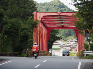 桜橋(櫛田川)