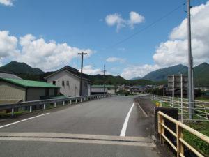 桜橋(櫛田川)の西詰