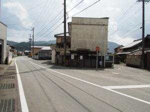小片野栄町交差点付近(松阪市小片野町)