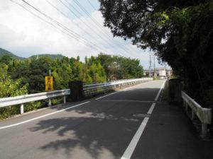 片野橋(櫛田川)
