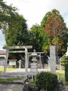 八柱神社(多気町片野)
