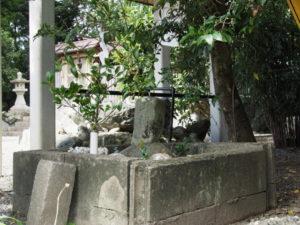 山神、馬瀬神社(伊勢市馬瀬町)