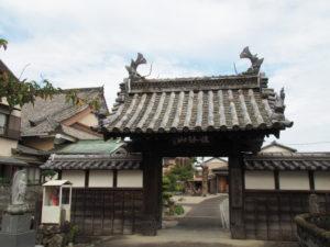 昌久寺(伊勢市一色町)