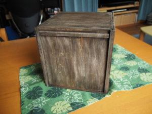「神様のお引越し」BOXの制作プロジェクト 完了