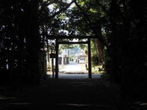 御塩殿神社(皇大神宮 所管社)の社窓