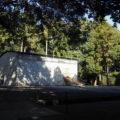 簀屋根が掛けられていた八尋殿、神服織機殿神社(皇大神宮 所管社)
