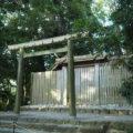 見納めか?、名残惜しい田上大水神社・田上大水御前神社(豊受大神宮 摂社)
