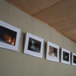 「神様のお引越し」写真展@自宅リビング・ギャラリーの展示完了