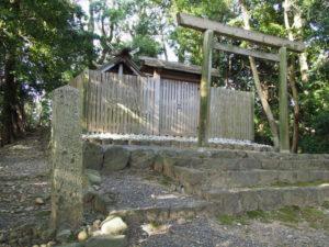 2019年04月20日時点、田上大水神社・田上大水御前神社(豊受大神宮 摂社)