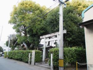 大口神社(伊勢市竹ケ鼻町)