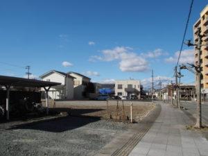 朝のぶらり(伊勢市宮町)
