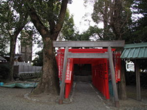 三吉稲荷神社(伊勢市吹上)