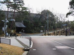 倭姫前交差点(御幸道路)