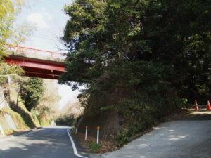 松尾橋の下(伊勢市楠部町)